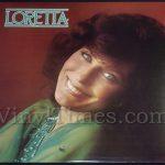 "Loretta Lynn ""Loretta"" Vinyl LP Record Album"