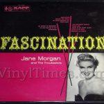 "Jane Morgan ""Fascination"" Vinyl LP Record Album"