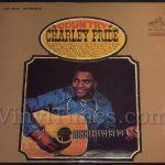 "Charley Pride ""Country"" Vinyl LP Record Album"
