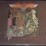 "Aerosmith ""Toys In The Attic"" Vinyl LP Record Album"