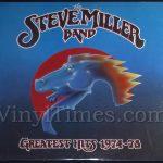 """Steve Miller """"Greatest Hits 1974-78"""" Vinyl LP Record Album"""