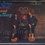 "Peter, Paul & Mary ""Peter, Paul & Mary"" Vinyl LP Record Album"