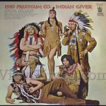 "1910 Fruitgum Co. ""Indian Giver"" Vinyl LP Record Album"