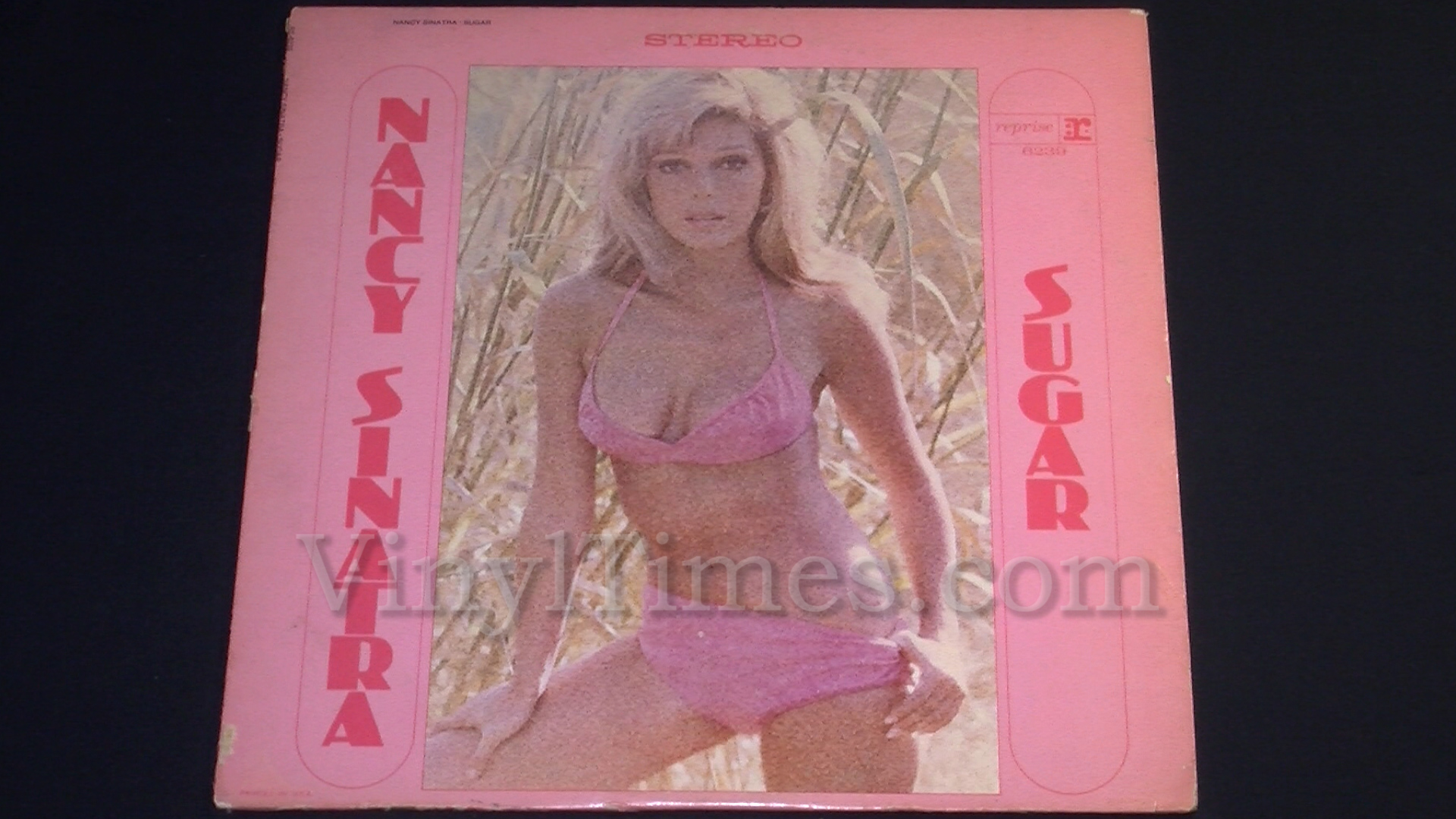 What Is Cheesecake Vinyl Nancy Sinatra Quot Sugar Quot Vinyl Lp
