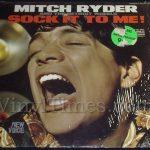 "Mitch Ryder ""Sock It To Me!"" Vinyl LP Record Album"