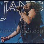 "Janis Joplin ""Janis"" Vinyl LP Record Album"