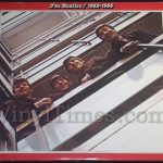 "Beatles ""1962-66"" Vinyl LP Record Album"