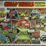"Big Brother and The Holding Company ""Cheap Thrills"" Vinyl LP Record Album"