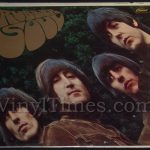 "Beatles ""Rubber Soul"" Vinyl LP Record Album"