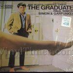 """""""The Graduate"""" Vinyl LP Record Album"""