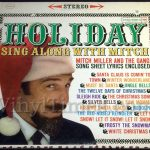 "Mitch Miller ""Holiday""  Vinyl LP Record Album"