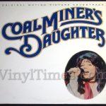 """""""Coal Miner's Daughter""""  Vinyl LP Record Album"""