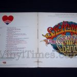 """Sgt Pepper's Lonely Hearts Club Band"" Gatefold Cover"