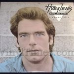 "123 Huey Lewis ""Picture This"" Vinyl LP Record Album"