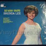 "127 Brenda Lee ""Too Many Rivers"" Vinyl LP Record Album"