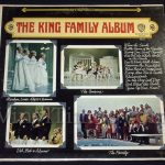 "130 King Family ""King Family Album"" Vinyl LP Record Album"