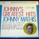 "150 Johnny Mathis ""Greatest Hits"" Vinyl LP Record Album"