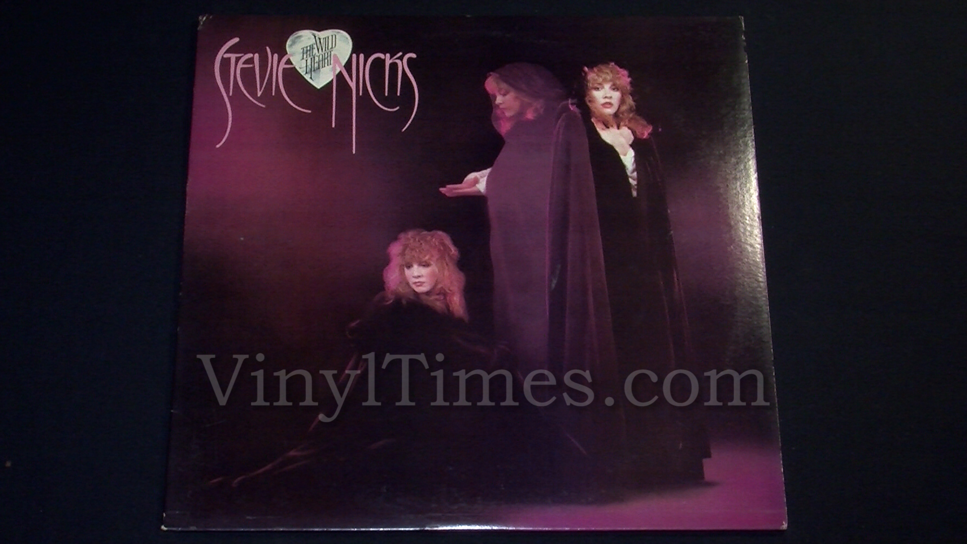 Stevie Nicks Quot The Wild Heart Quot Vinyl Lp Vinyltimesvinyltimes