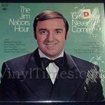 "161 Jim Nabors ""Tomorrow Never Comes"" Vinyl LP Record Album"