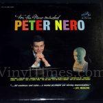 "162 Peter Nero ""For The Nero-Minded"" Vinyl LP Record Album"