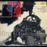 """175 Johnny Cash """"Story Songs of The Trains and Rivers"""" Vinyl LP Record Album"""