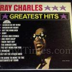 "178 Ray Charles ""Greatest Hits"" Vinyl LP Record Album"