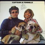 """179 Captain & Tennille """"Love Will Keep Us Together"""" Vinyl LP Record Album"""