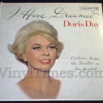 "183 Doris Day ""I Have Dreamed"" Vinyl LP Record Album"