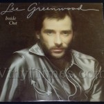 "189 Lee Greenwood ""Inside Out"" Vinyl LP Record Album"