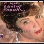"191 Connie Francis ""A New Kind Of Connie"" Vinyl LP Record Album"