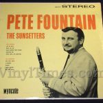 "199 Pete Fountain ""The Sunsetters"" Vinyl LP Record Album"