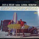"201 Jan & Dean ""Take Linda Surfin' "" Vinyl LP Record Album"