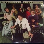 "209 Billy Joel ""Turnstiles"" Vinyl LP Record Album"