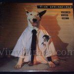 "215 Rick Springfield ""Working Class Dog"" Vinyl LP Record Album"
