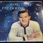 "217 Pat Boone ""Star Dust"" Vinyl LP Record Album"