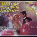 "219 Various Artists ""All Time Dance Party Favorites"" Vinyl LP Record Album"
