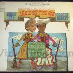 """222 Broadway """"Annie Get Your Gun"""" Vinyl LP Record Album"""