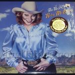 """237 Reba McEntire """"The Best Of"""" Vinyl LP Record Album"""