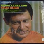 "240 Eddie Fisher ""People Like You"" Vinyl LP Record Album"
