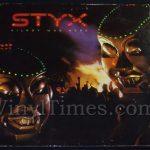 """246 Styx """"Kilroy Was Here"""" Vinyl LP Record Album"""