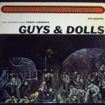 "247 Broadway ""Guy & Dolls"" Vinyl LP Record Album"