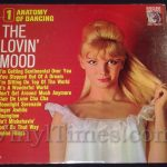 "260 Various Artists ""Anatomy of Dancing 1, The Lovin' Mood"" Vinyl LP Record Album"