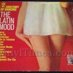 "261 Various Artists ""Anatomy of Dancing 2, The Latin Mood"" Vinyl LP Record Album"