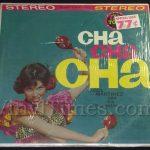"264 Raoul Martinez ""Cha Cha Cha"" w/ Mary Tyler Moore Vinyl LP Record Album"