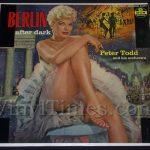 """270 Peter Todd """"Berlin After Dark"""" Vinyl LP Record Album"""