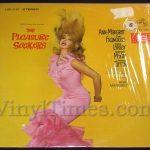 """272 Soundtrack """"The Pleasure Seekers"""" Vinyl LP Record Album w/ Ann Margret"""