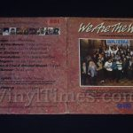 "274 Various Artists ""We Are The World"" Vinyl LP Record Album"