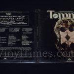 "282 Soundtrack ""Tommy"" Vinyl LP Record Album gatefold cover outside"