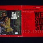 "288 Soundtrack ""West Side Story"" Vinyl LP Record Album gatefold cover outside"