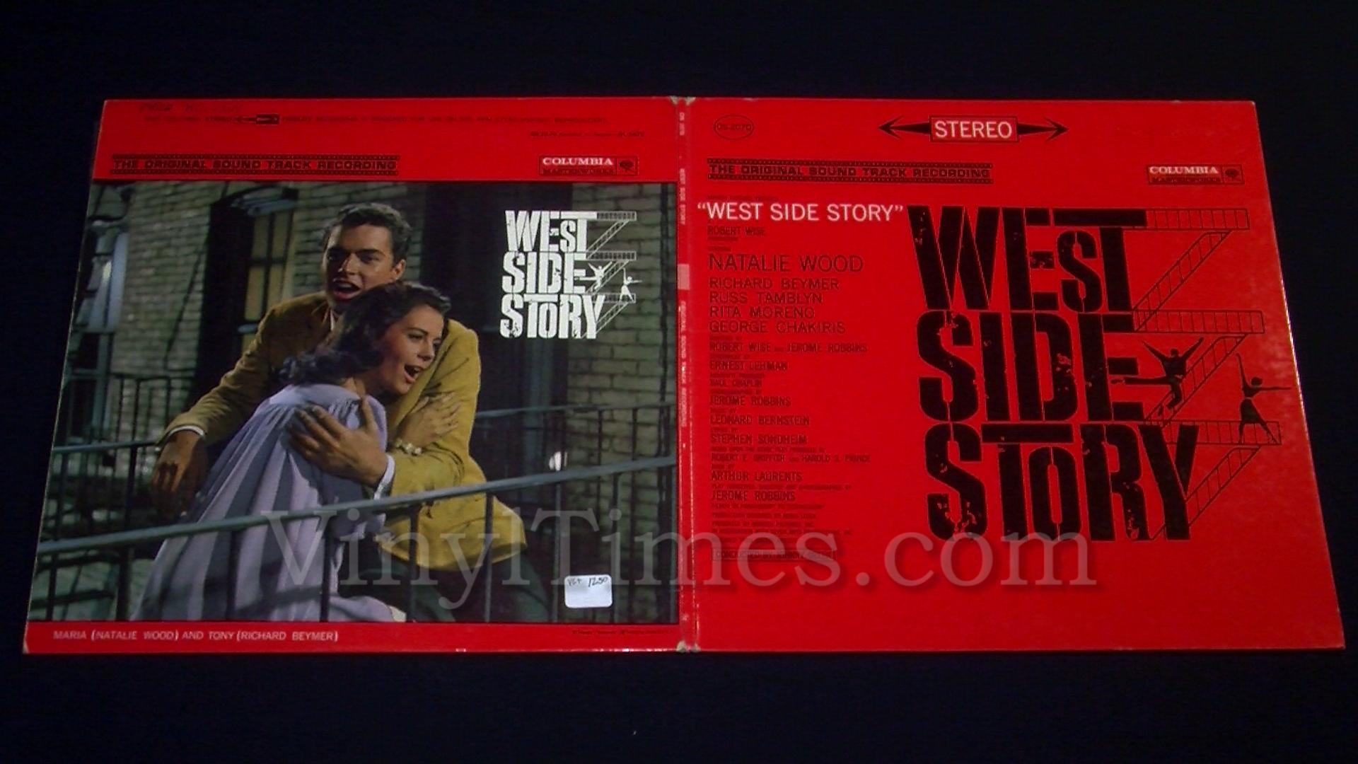 Soundtrack Quot West Side Story Quot Vinyl Lp Vinyltimesvinyltimes